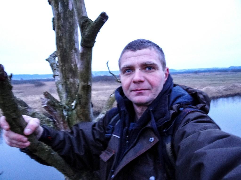 1Na jednym z uschniętych drzew przed Osiekiem-2